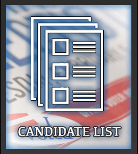 Candidate Listing